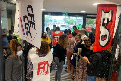 Propos racistes : salariés et syndicats de Groupama suspendus à la communication officielle de la direction lundi 21 - Martinique la 1ère