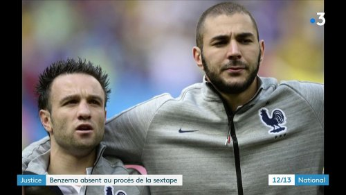 Football : Karim Benzema absent à l'ouverture du procès de la sextape de Mathieu Valbuena