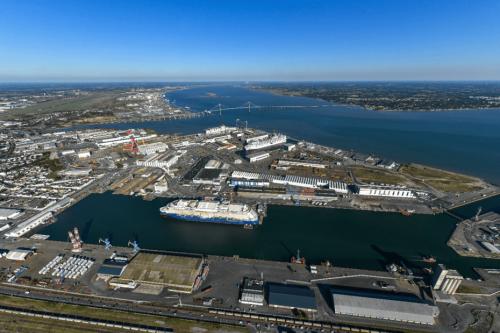 """Nantes et Saint-Nazaire accueillent pendant 3 jours"""" Seanergy"""", le salon international de l'éolien en mer"""