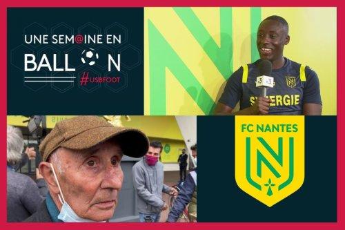 """Football #USBFOOT : Dennis Appiah, FC Nantes : """"Notre bonne étoile est là"""""""
