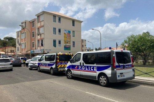 Une fusillade fait un blessé près du quartier Sainte-Thérèse à Fort-de-France - Martinique la 1ère
