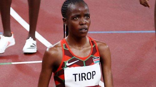 La Kényane Agnes Tirop, 4e des JO de Tokyo sur 5 000m, poignardée à mort à 25 ans