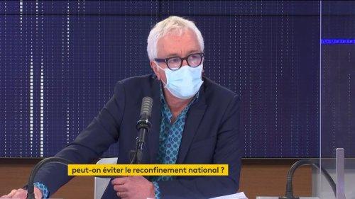 """Déconfinement : """"Il y a une illusion collective portée par la communication du gouvernement"""", dit le professeur Gilles Pialoux"""
