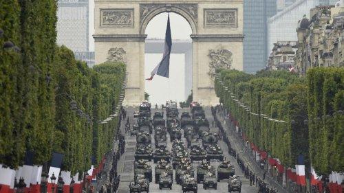 DIRECT. 14-Juillet : revivez le défilé de la fête nationale sur les Champs-Elysées