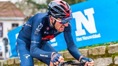 Tour des Alpes : Gianni Moscon remporte la première étape et retrouve le goût de la victoire