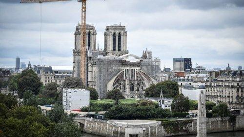 Notre-Dame de Paris : le chantier de sécurisation est terminé
