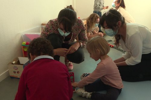 À Limoges, une formation diplomante pour mieux prendre en charge l'autisme