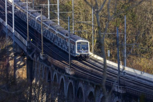 Un incident électrique interrompt le RER A entre Cergy et Nanterre