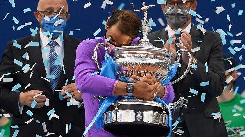 Classement ATP : Rafael Nadal redevient dauphin de Novak Djokovic