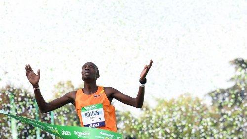 Marathon de Paris : victoire et record pour Elisha Rotich, succès de Tigist Memuye dans la course féminine et Julien Casoli impérial en handisport... Ce qu'il faut retenir de la 44e édition
