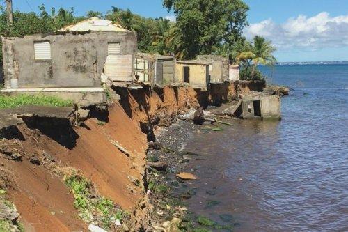 Érosion du littoral : démolition prévue de plusieurs constructions à Capesterre-Belle-Eau - Guadeloupe la 1ère