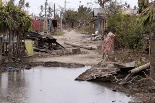 Des pays du Pacifique menacés par le changement climatique mais sans représentation à la COP26 - Nouvelle-Calédonie la 1ère