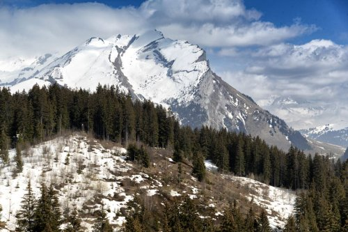 Haute-Savoie : feu vert pour le projet de retenue collinaire à La Clusaz