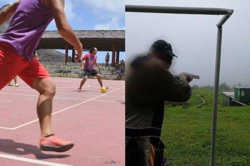 Programme sportif du week-end : ball-trap et futsal dans les îles - Polynésie la 1ère