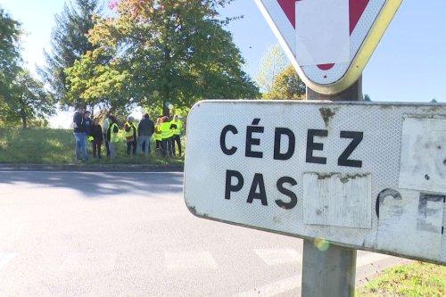 Le retour des Gilets Jaunes à Limoges