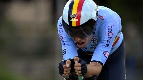 Cyclisme : Wout van Aert, un maillot arc-en-ciel pour couronner une saison hors norme