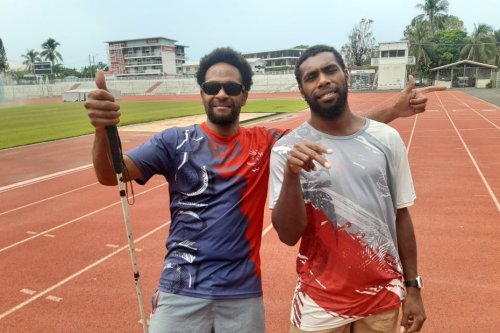 Jeux paralympiques 2021 : ce sera sans Sylvain Bova et Germain Haewegene - Nouvelle-Calédonie la 1ère