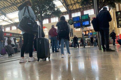 Régionales 2021 en Provence-Alpes Côte d'Azur : sur la ligne TER Marseille Miramas, attention à la fermeture des portes