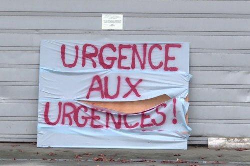 """Grève des urgences à Laval, en Mayenne : """"ne rien dire c'est consentir"""""""