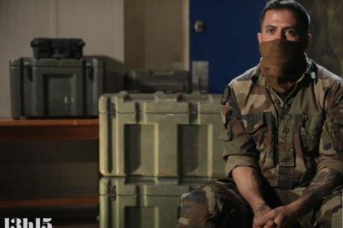 VIDEO. Quand Maxime Blasco racontait l'incroyable sauvetage de ses camarades après le crash de son hélicoptère au Mali
