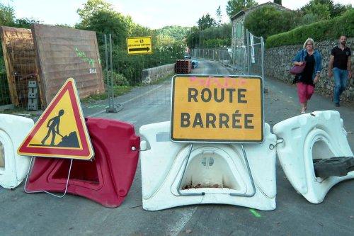 Hérault : jusqu'en 2022, le trajet Ganges-Cazilhac passe de 1 à 19km à cause de travaux, les secours sont inquiets