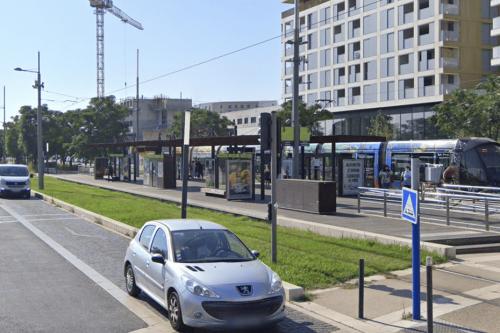 Collision entre une voiture et un tramway à Montpellier : trafic interrompu sur la ligne 3