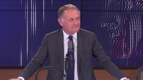 """VIDEO. Crise des sous-marins : """"Le résultat d'un amateurisme le plus total"""", accuse Philippe Juvin"""