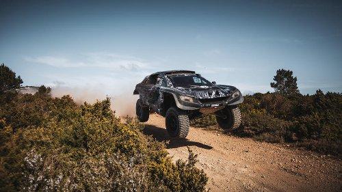 Rallye Dakar cover image