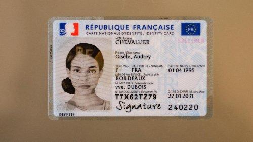 Trois questions sur la nouvelle carte d'identité qui entre en vigueur lundi 2 août