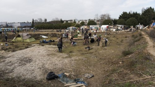 Val-d'Oise : la ZAD du Triangle de Gonesse évacuée