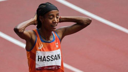 VIDÉO. JO 2021 - Athlétisme : la folle remontée victorieuse de Sifan Hassan en série du 1 500 m après une chute