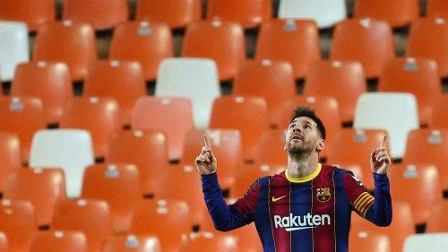 Foot : Lionel Messi quitte le FC Barcelone, annonce le club catalan