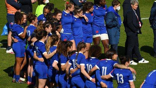 Tournoi des Six Nations : 'On leur a quand même marché dessus', réagit Rose Bernadou après la défaite contre l'Angleterre en finale