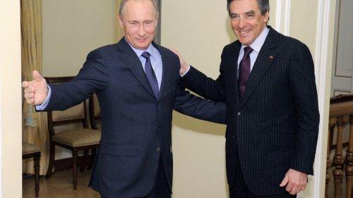 Russie : François Fillon bientôt au conseil d'administration d'une entreprise pétrolière détenue par l'Etat
