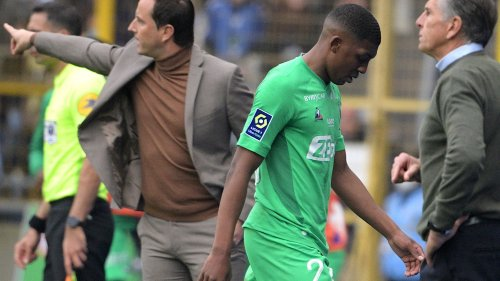 Ligue 1 : Saint-Etienne au fond du trou, Bordeaux gâche sa fête, Adil Rami de retour... Ce qu'il faut retenir des matchs de dimanche