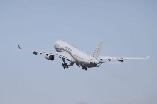 CARNETS DE VOL. A bord de l'A330 MRTT, le Phénix de l'armée de l'air