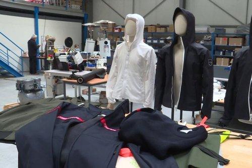 Luneray : une entreprise de parkas haut de gamme choisit de relocaliser sa production