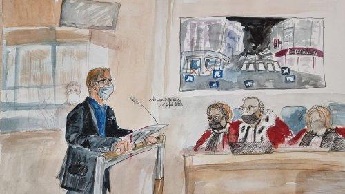 """Procès des attentats du 13-Novembre : l'émotion des enquêteurs devant les images de """"scènes de guerre"""" projetées à l'audience"""