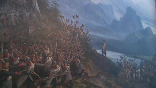 À Grenoble, une exposition retrace le voyage alpin de Napoléon, à la reconquête du pouvoir
