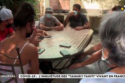 Covid-19 - L'inquiétude des Tamarii Tahiti en France - Polynésie la 1ère