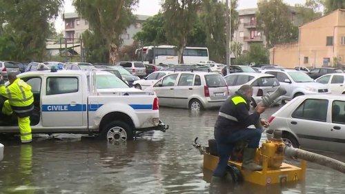 Inondations en Sicile : des pluies torrentielles ont frappé le sud de l'île italienne