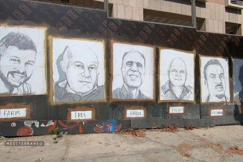 Beyrouth : un an après l'explosion, les libanais peinent à se reconstruire