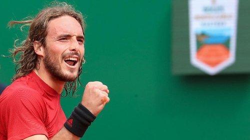 Masters 1000 : Stefanos Tsitsipas couronné à Monte-Carlo après sa victoire contre Rublev