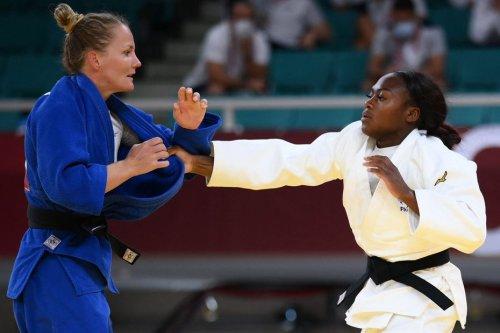 JO de Tokyo : la judokate francilienne Clarisse Agbegnenou file en demi-finales