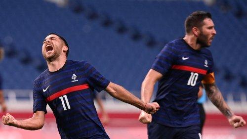 JO 2021 : l'équipe de France de football se relance en battant l'Afrique du Sud au terme d'un match fou