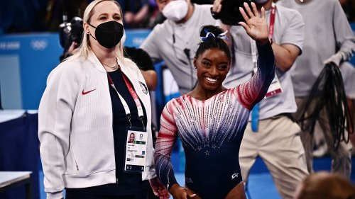 JO 2021 - Gymnastique : après une semaine d'absence, Simone Biles s'offre le bronze en finale de la poutre