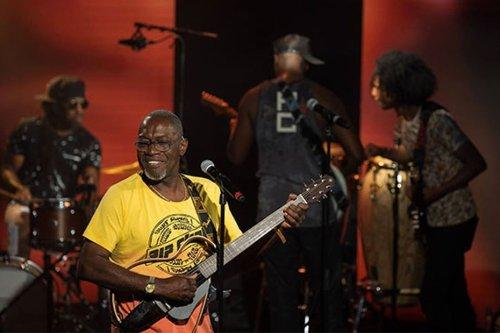 Jacob Desvarieux, cofondateur du groupe musical Kassav, est mort - Martinique la 1ère