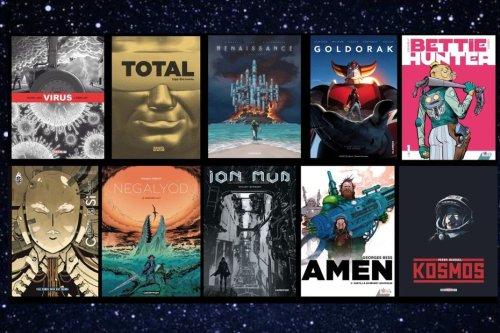 Utopiales 2021 Nantes : une sélection de BD de science-fiction à lire avant le festival