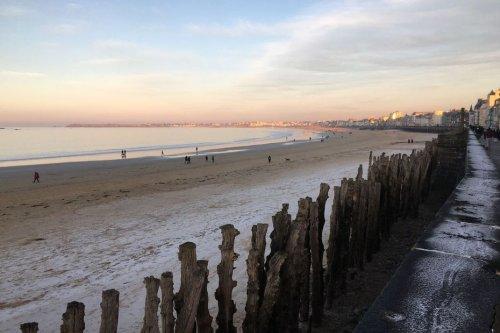 Saint-Malo : pourquoi les légendaires brise-lames vont-ils être remplacés ?