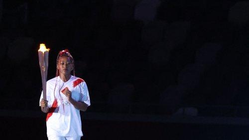 JO 2021 : Naomi Osaka, forte flamme